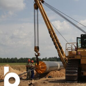 """At """"Torzhok - Minsk -Ivatsevichi"""" welding works have started"""