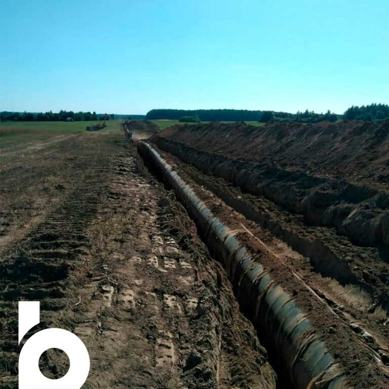 """At the facility """"Torzhok-Minsk-Ivatsevichi"""" the dismantling of the existing pipe starts"""
