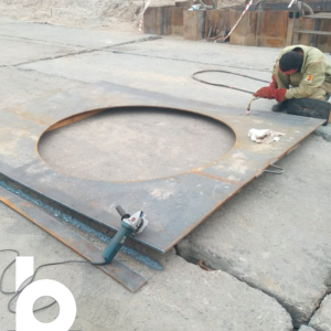 Our company is starting a new large-scale project using Direct Pipe!